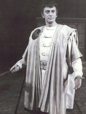 As Brutus in Julius Caesar